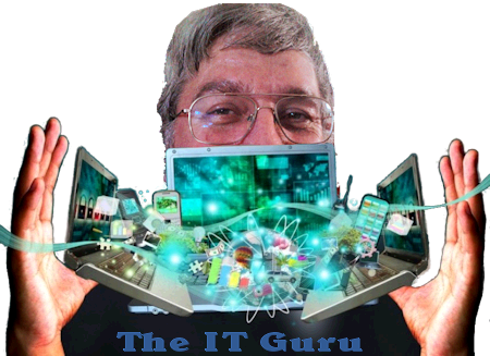 Ralph Modica the IT Guru